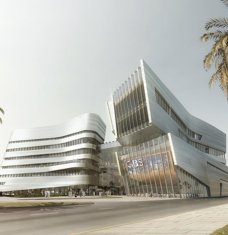 نظرة على مدرسة إدارة الأعمال الجديدة في جدة