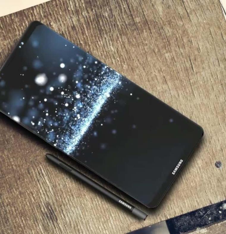 تعرف على النموذج التجريبي لهاتف سامسونج جالاكسي S9