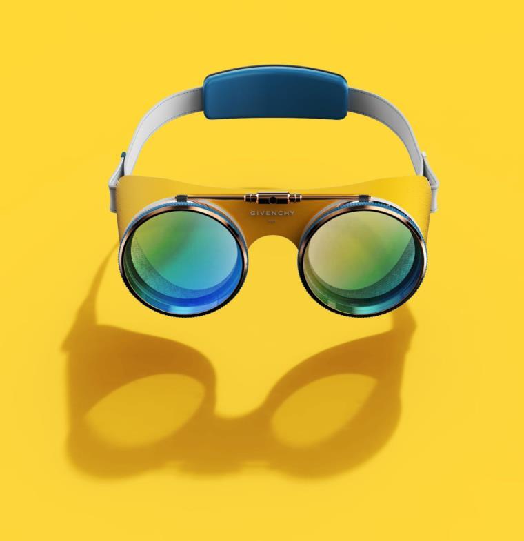 كيف تبدو نظارات الواقع الافتراضي الخاصة بعلامة جيفينشي ؟