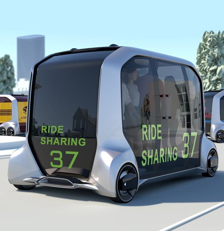 في الإمارات... مركبات ذاتية القيادة جاهزة للاستخدام