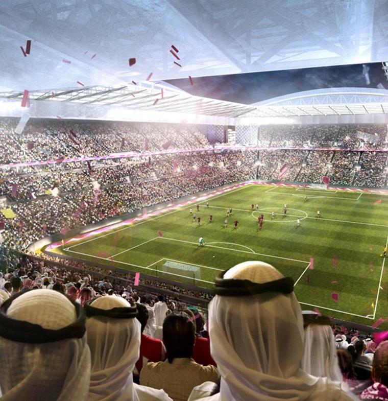 تقرير : قطر قد تحرم من حق استضافة مونديال 2022
