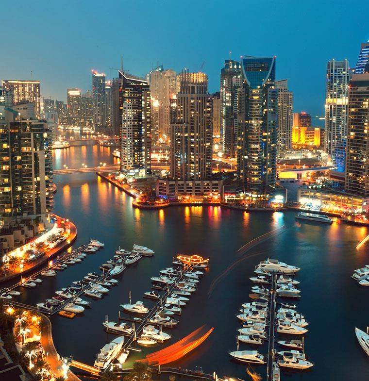 وصول المعاملات العقارية في دبي لـ 30 مليار دولار في النصف الأول من 2018