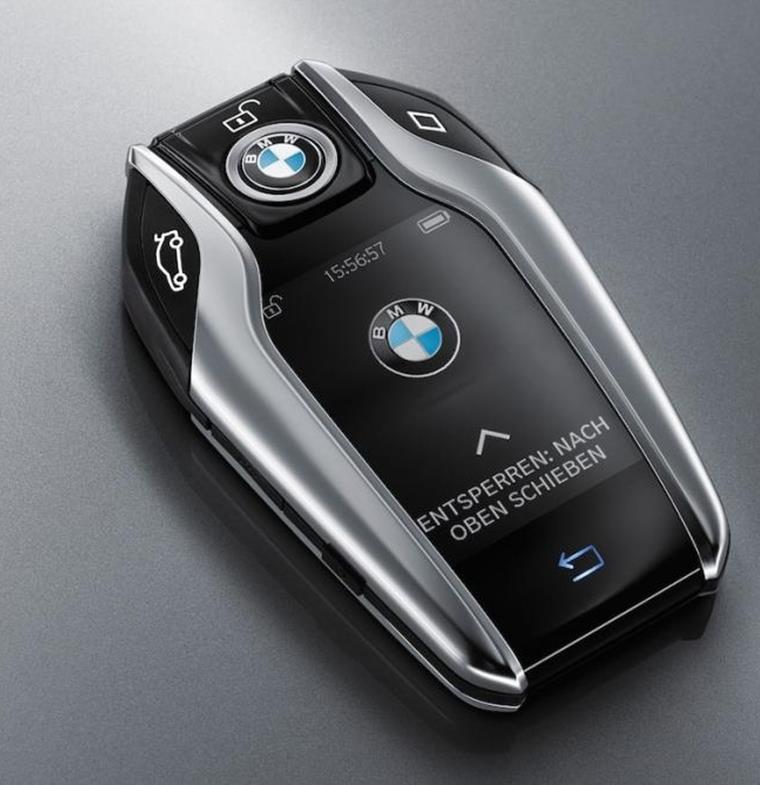 أبل وسامسونج وأودي وبي إم دبليو يعملون معا لتطوير مفتاح سيارة ذكي