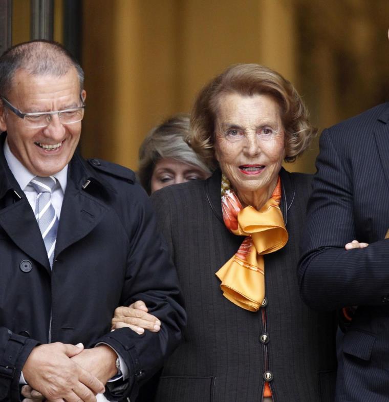 وفاة أغنى نساء العالم ليليان بيتانكور عن عمر يناهز 94 عاماً
