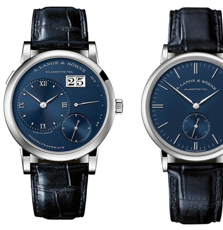 تعرف على الساعة المميزة الجديدة من إبداع A. Lange & Söhne