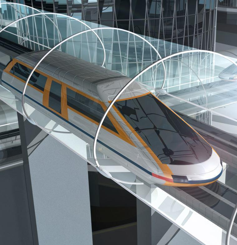 Hyperloop تقترب خطوة نحو إنشاء شبكة تربط بين شيكاغو وكليفلاند