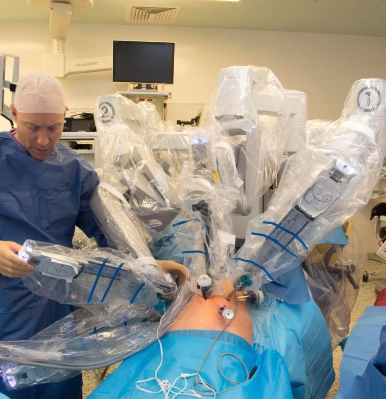 الآلي الطبي الرائع الذي ينقذ رجال كثيرين من سرطان البروستاتا
