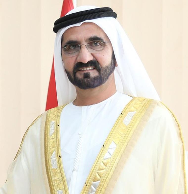 محمد بن راشد آل مكتوم.. رجل الإنسانيّة والذكاء
