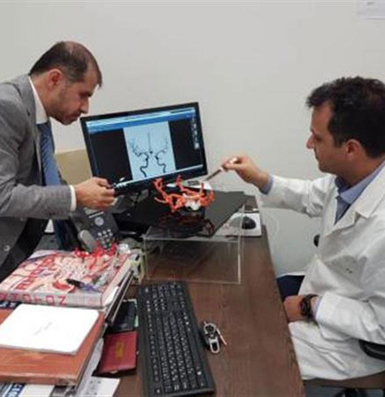 أطباء دبي ينقذون حياة امرأة بواسطة الطباعة ثلاثية الأبعاد