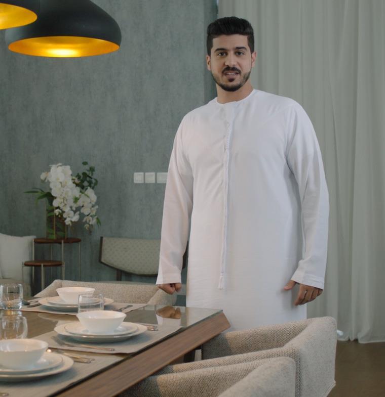 كيف سيعبّر الزوج عن تقديره لمجهود زوجته الكبير في تحضير الإفطار؟
