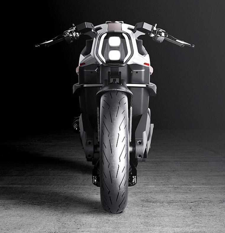حرر البطل الخارق الكامن فيك مع دراجة arc vector الكهربائية
