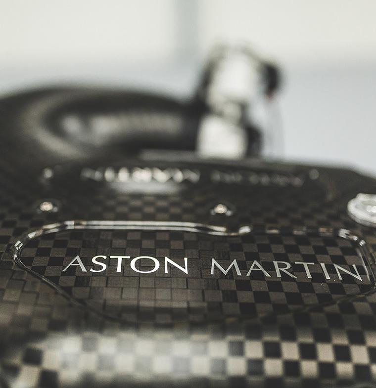 تعرف على أسرار محرك Aston Martin Valkyrie الاستثنائي من طراز V12