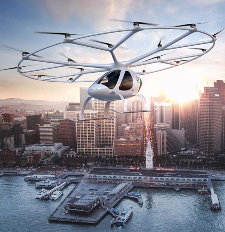 هل ما زلت دبي جزء من خطة أوبر للسيارات الطائرة ؟