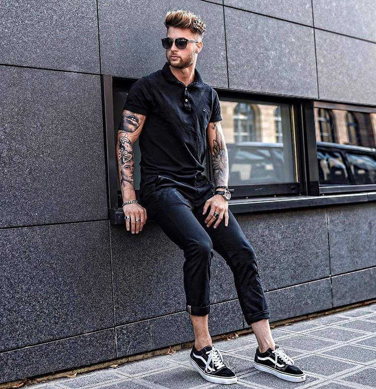 من البدل الغريبة الى الألوان... أفضل صيحات الموضة الرجالية لربيع وصيف 2019