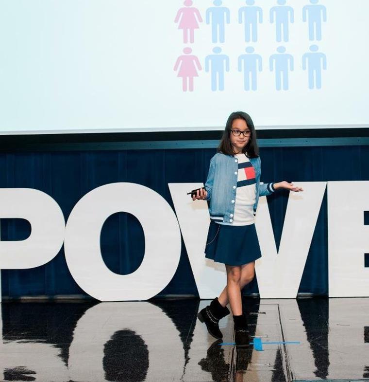 عمرها 10 سنوات وجذبت انتباه جوجل ومايكروسوفت... من هي سامايرا مهتا؟