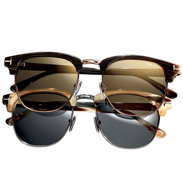 توم فورد تكشف عن مجموعة Private Eyewear Collection