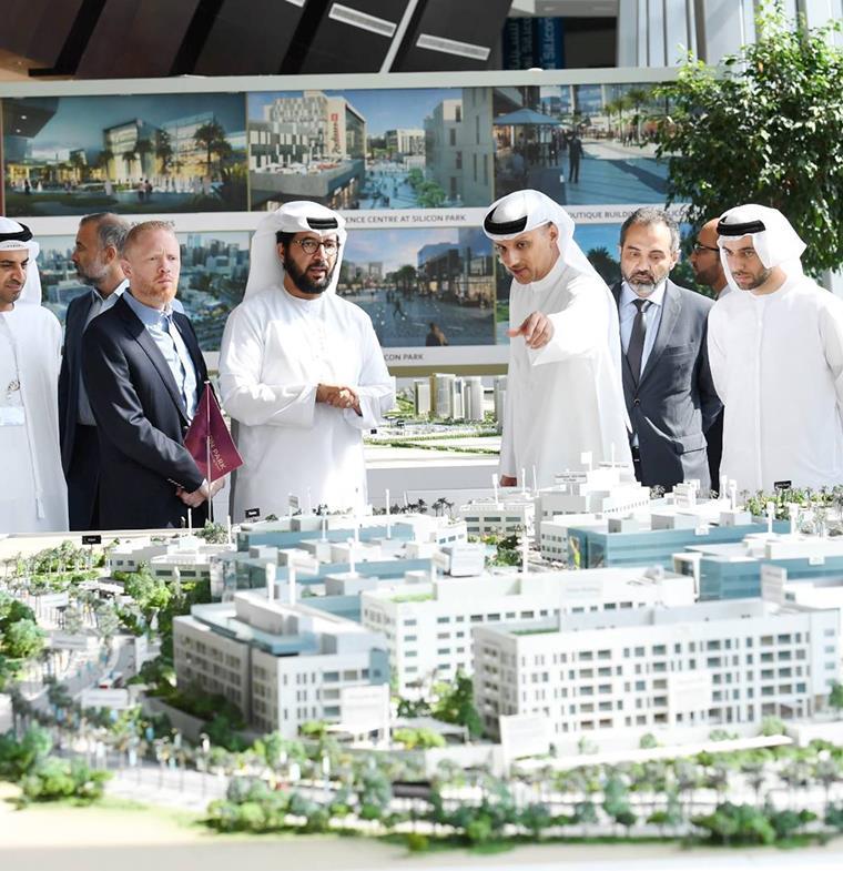 إنجاز أول مدينة ذكية متكاملة بدبي في الربع الأول من 2019