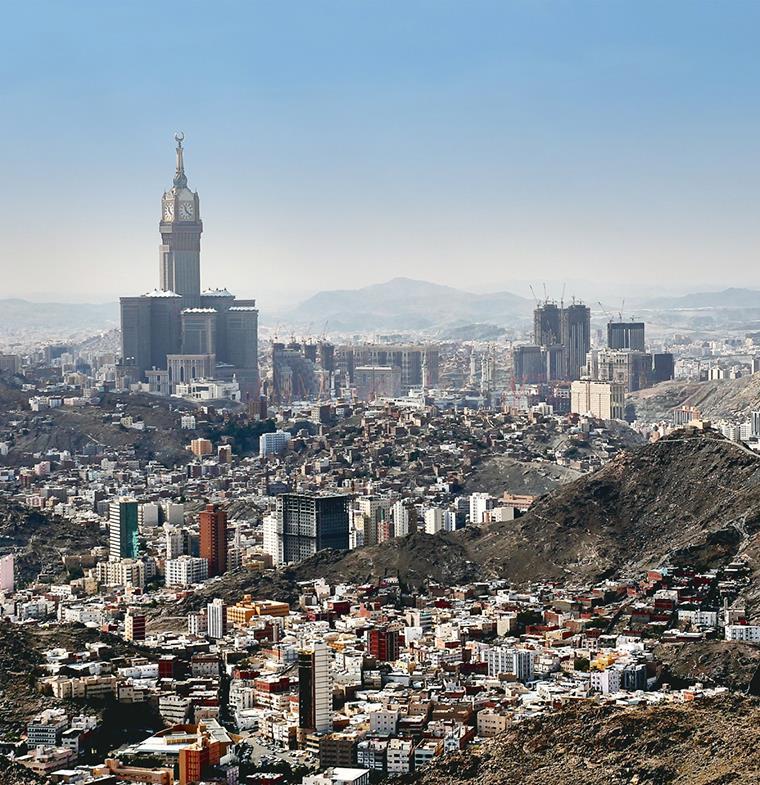 مشروع عملاق جديد بمكة يضيف 2.1 مليار دولار للاقتصاد السعودي