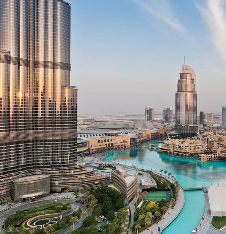 تقارير عالمية تشيد بدبي: المدينة الأكثر إبهارًا وسحرًا