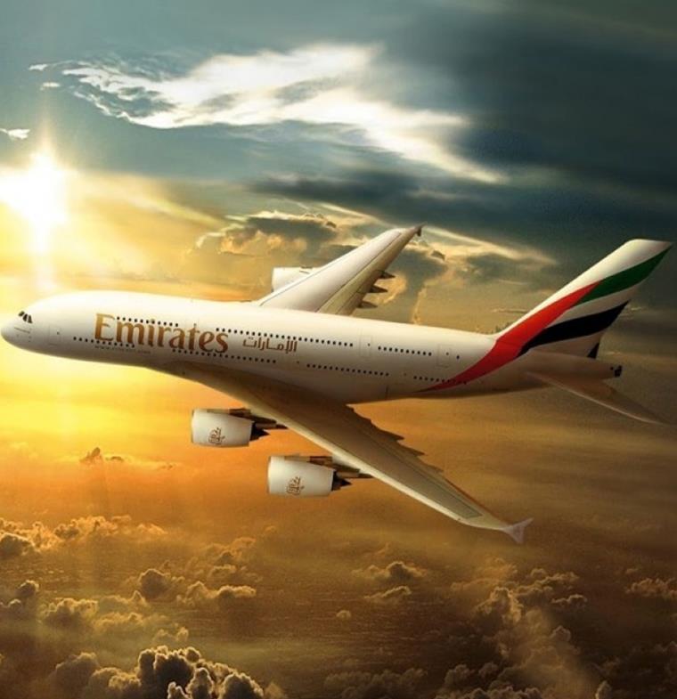 """أرباح """"طيران الإمارات"""" تتضرر بسبب أسعار الوقود"""