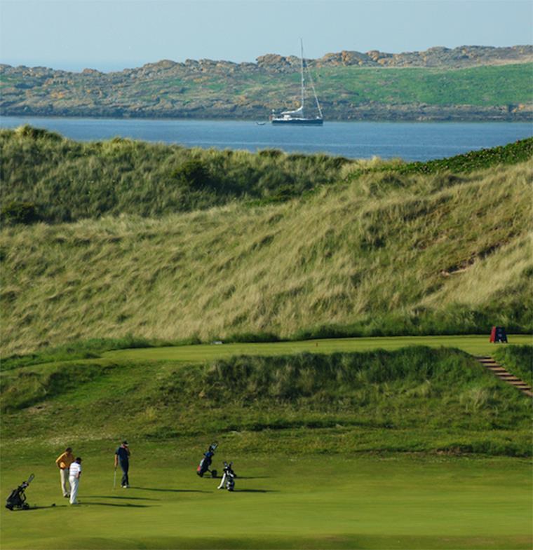 إيرلندا وجهة الجولف المفضلة خليجياً... تعرف إلى أشهر الملاعب فيها
