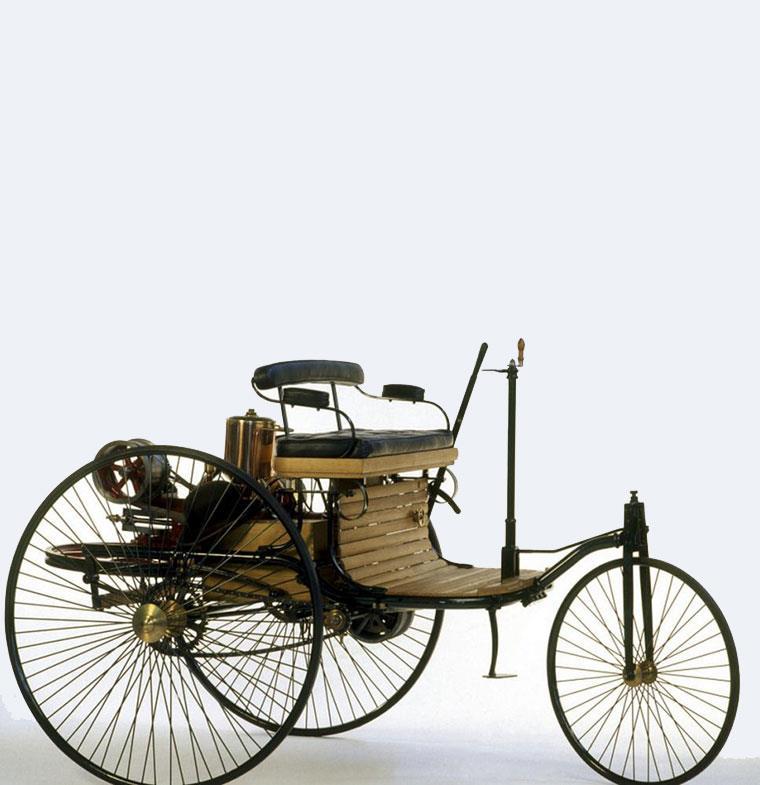 قطعة من التاريخ... مرسيدس تبيع نموذج عامل لأول موديلاتها