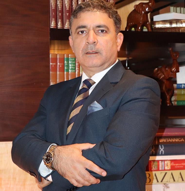 """تعرف إلى مراد الخوري المدير العام الجديد لفندقي """"جراند ميلينيوم دبي"""" و""""جراند ميلينيوم الخليج التجاري"""""""