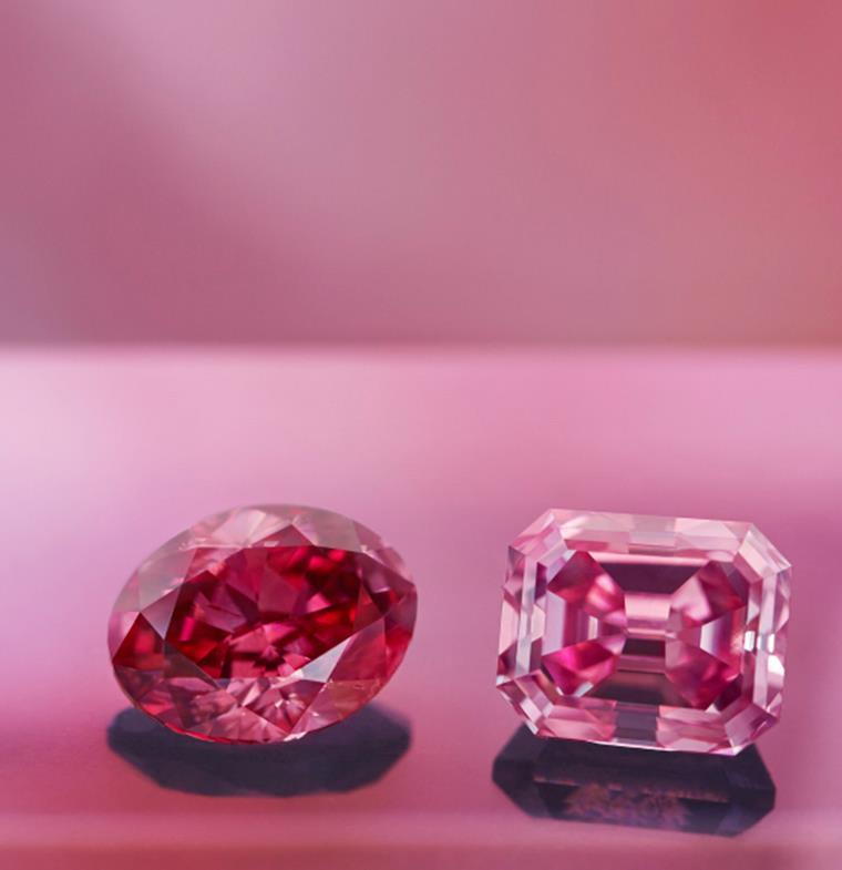 تعرف إلى أرجيل ألفا: أكبر الماسات الوردية الزاهية في العالم