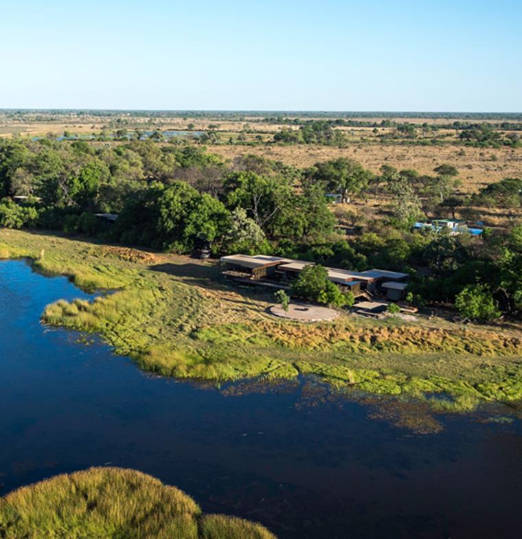 أجمل نزل يمكنك الإقامة فيه للتمتع بالحياة البرية في إفريقيا... اكتشفه