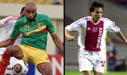 نجوم كبار في عالم كرة القدم لم يظهروا في عرس المونديال