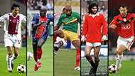 5 نجوم غابوا عن منافسات كأس العالم 2014