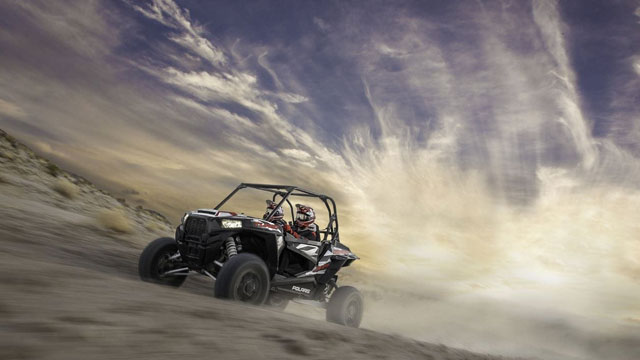 تعرف على Polaris RZR Turbo