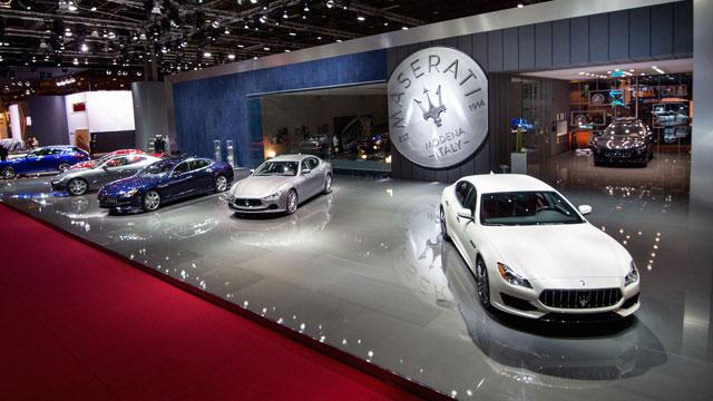 اليكم أجمل سيارات معرض باريس للسيارات – الجزء الثاني