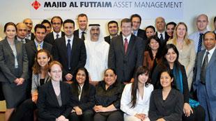 ماجد الفطيم القابضة تعلن عن نتائجها المالية المدققة  للعام 2011
